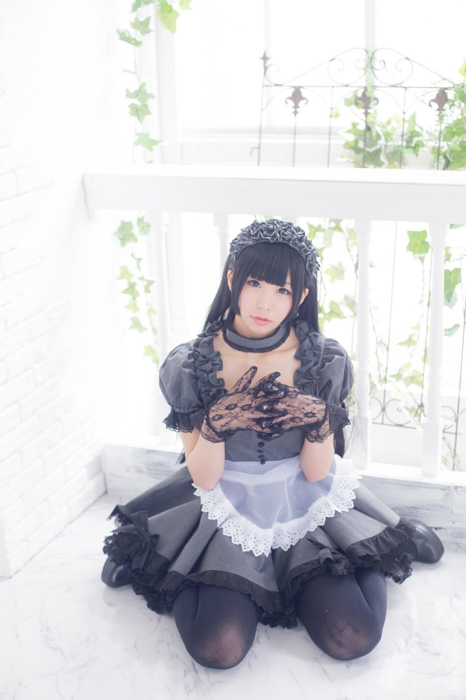 【兔玩映画】黑丝女仆 兔玩映画 第71张