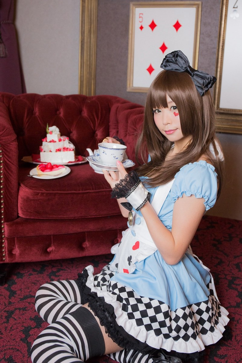【兔玩映画】爱丽丝 兔玩映画 第54张
