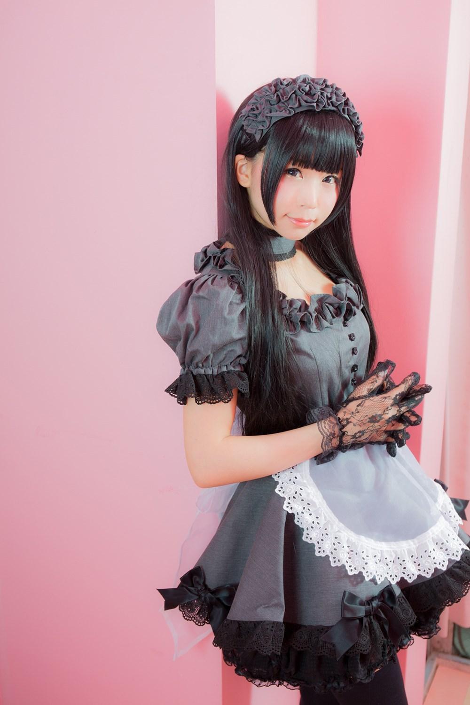 【兔玩映画】黑丝女仆 兔玩映画 第59张