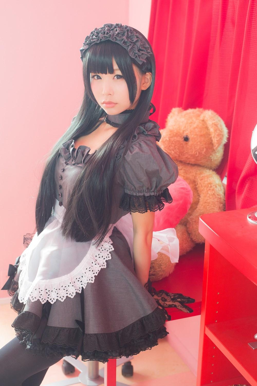 【兔玩映画】黑丝女仆 兔玩映画 第53张