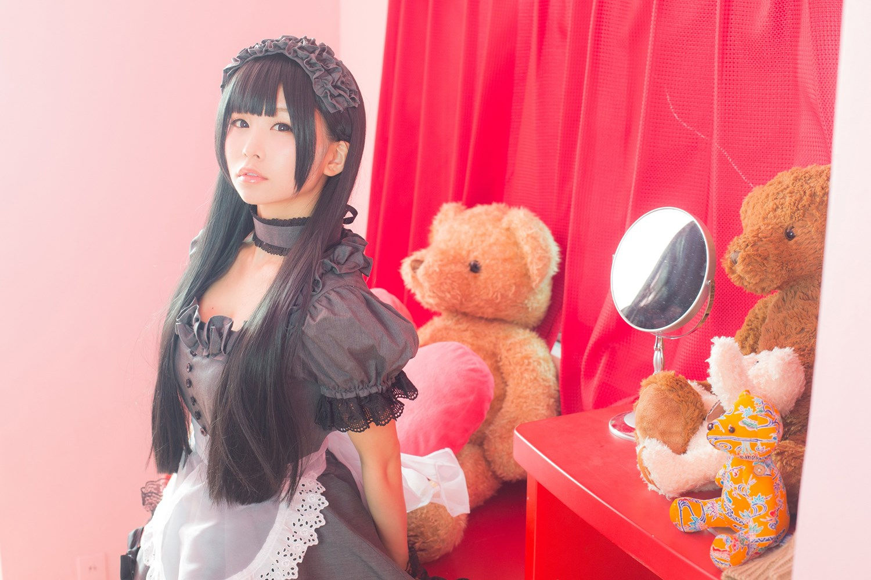 【兔玩映画】黑丝女仆 兔玩映画 第52张