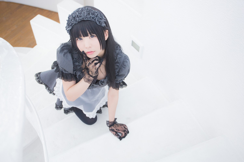 【兔玩映画】黑丝女仆 兔玩映画 第35张