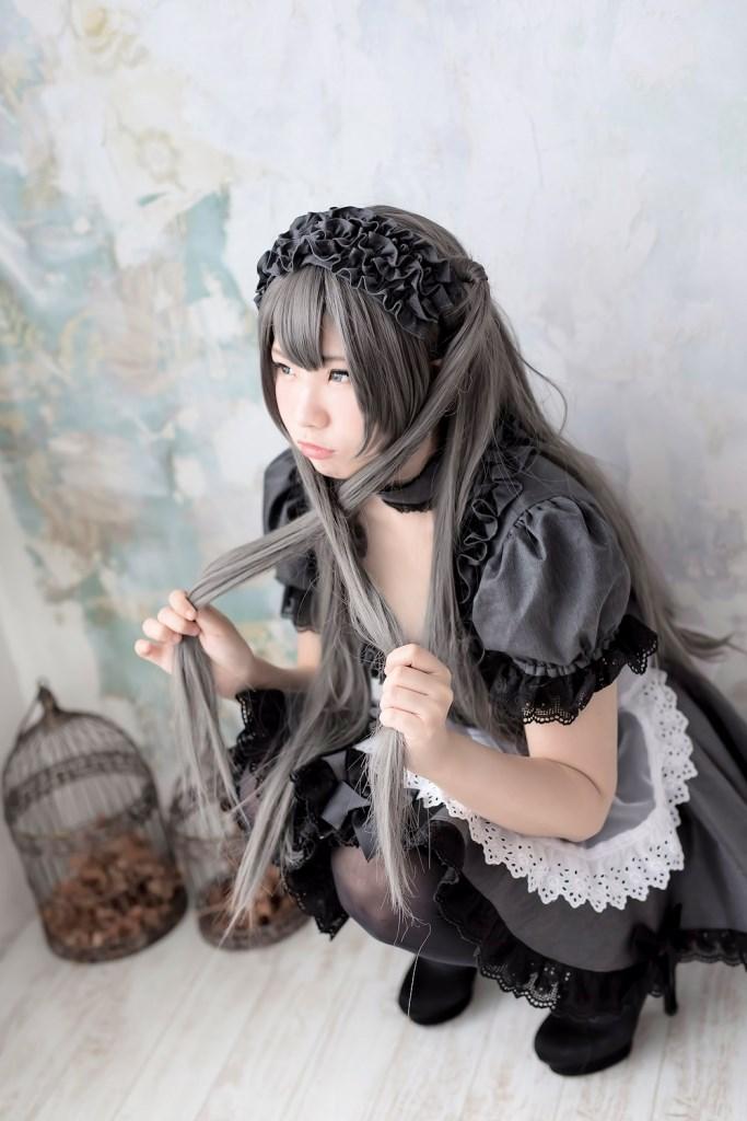 【兔玩映画】黑女仆 兔玩映画 第77张