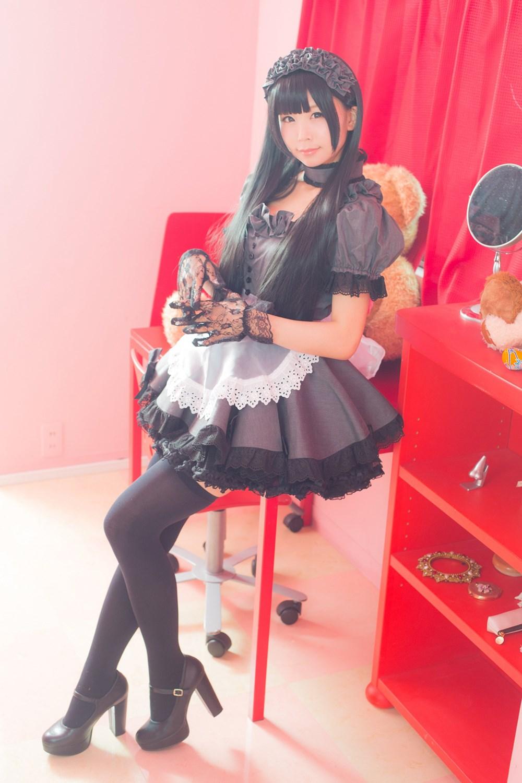 【兔玩映画】黑丝女仆 兔玩映画 第4张