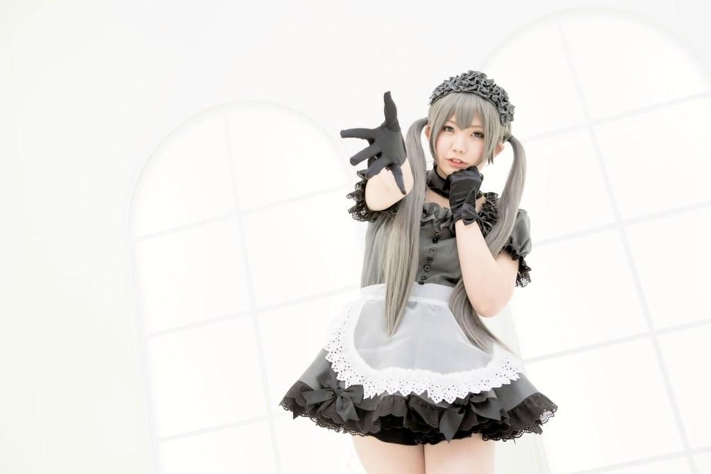 【兔玩映画】黑女仆 兔玩映画 第53张