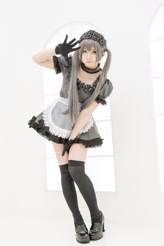 【兔玩映画】黑女仆 兔玩映画 第49张