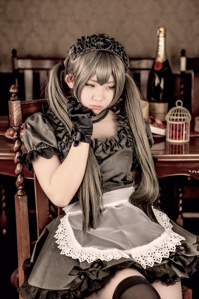 【兔玩映画】黑女仆 兔玩映画 第40张