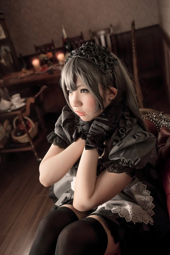 【兔玩映画】黑女仆 兔玩映画 第34张