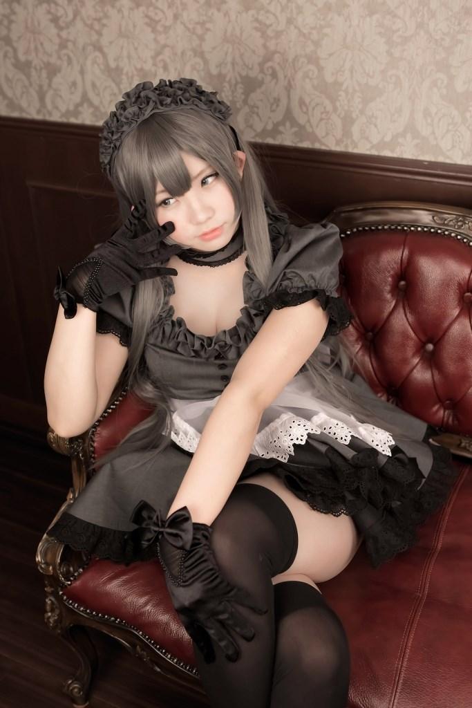 【兔玩映画】黑女仆 兔玩映画 第32张