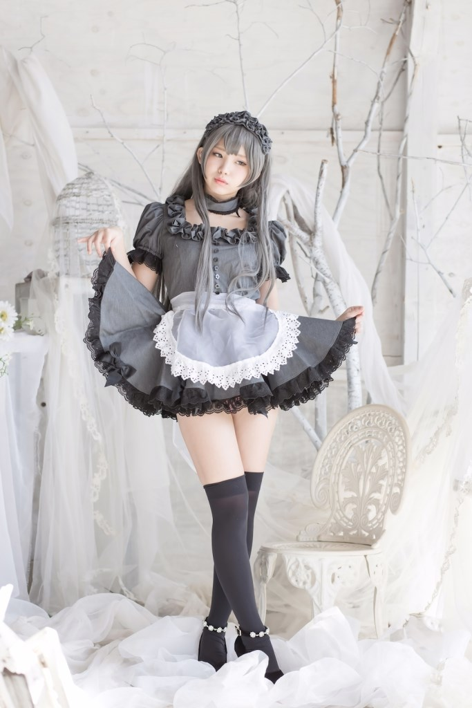 【兔玩映画】黑女仆 兔玩映画 第29张