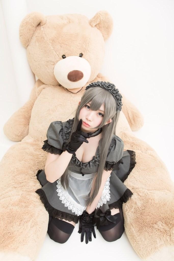 【兔玩映画】黑女仆 兔玩映画 第11张