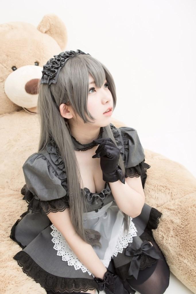 【兔玩映画】黑女仆 兔玩映画 第10张