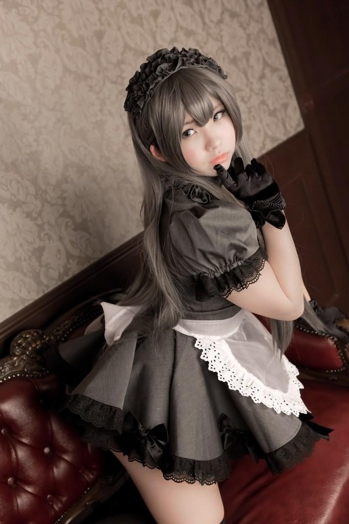 【兔玩映画】黑女仆 兔玩映画 第4张