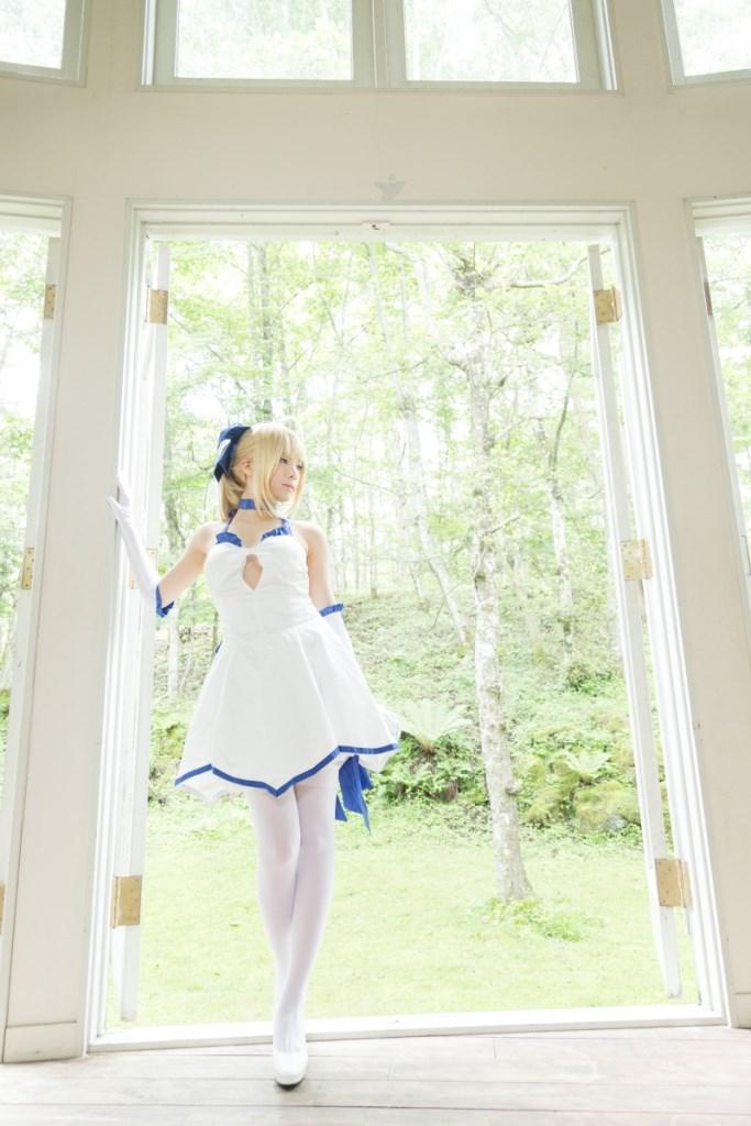 【兔玩映画】白saber 兔玩映画 第9张