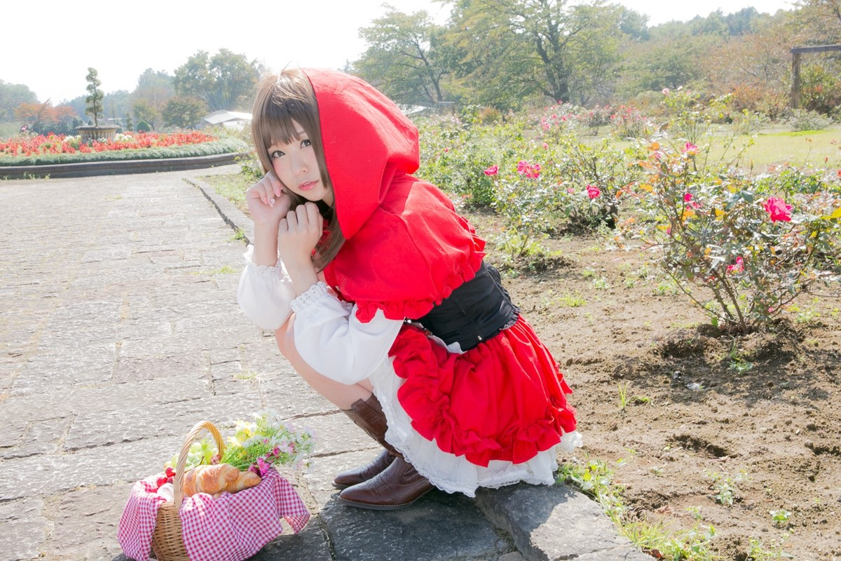 【兔玩映画】小红帽 兔玩映画 第17张
