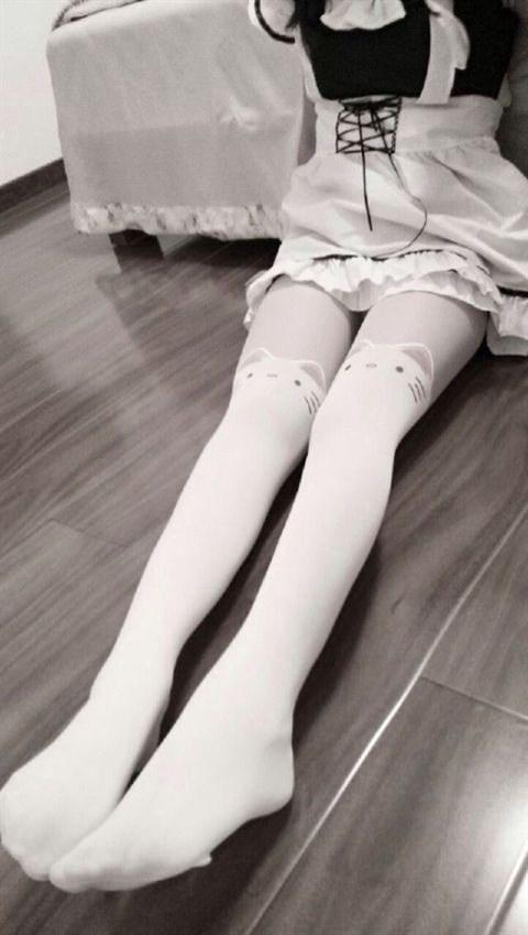 【兔玩映画】过膝袜 兔玩映画 第3张