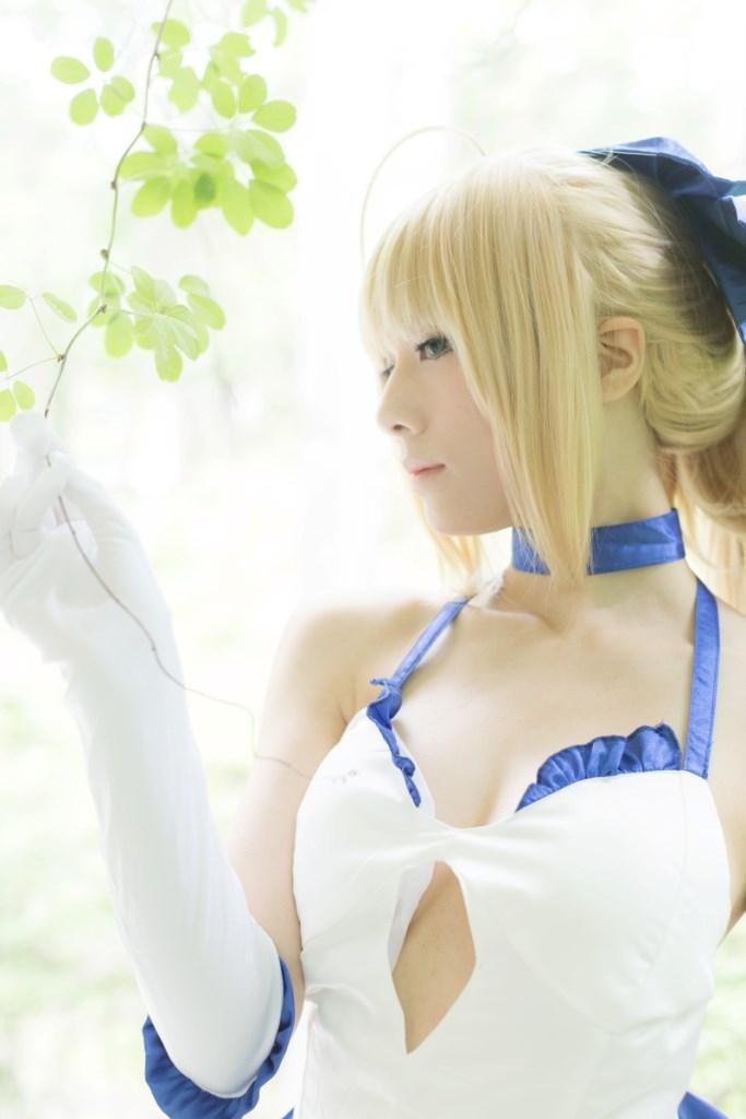 【兔玩映画】白saber 兔玩映画 第67张