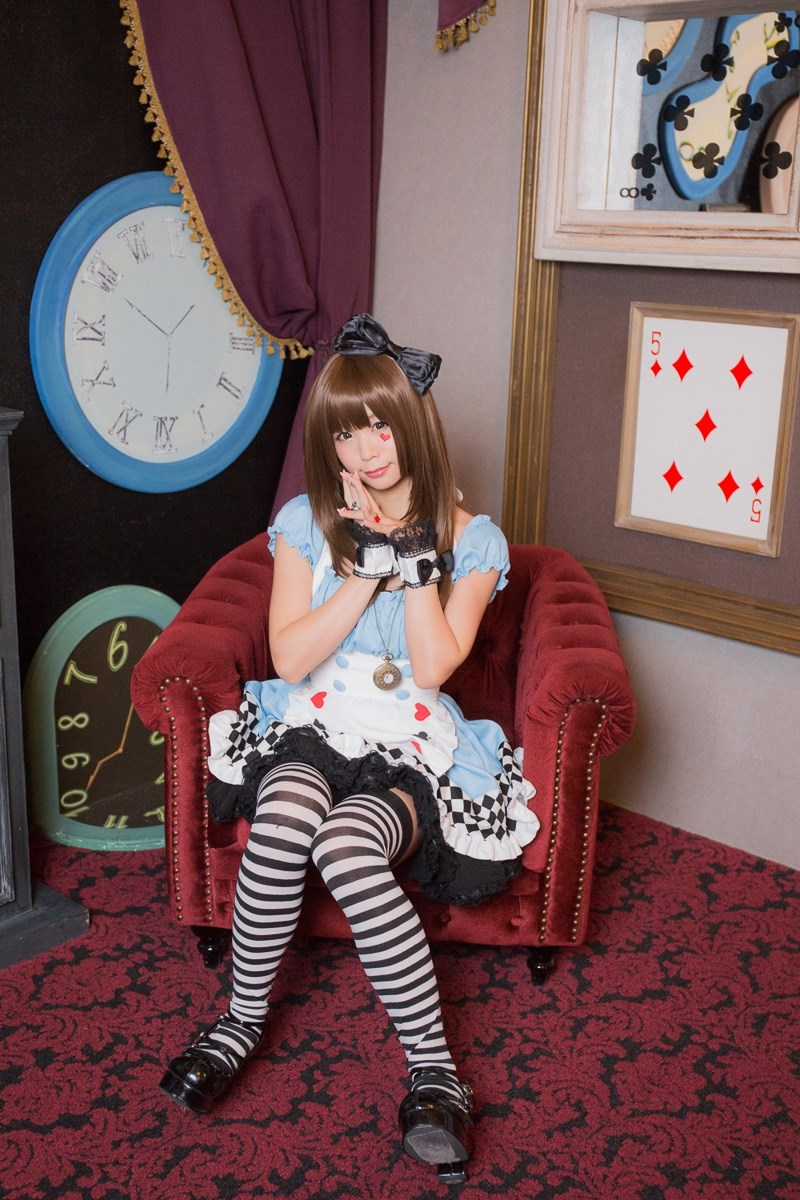 【兔玩映画】爱丽丝 兔玩映画 第31张