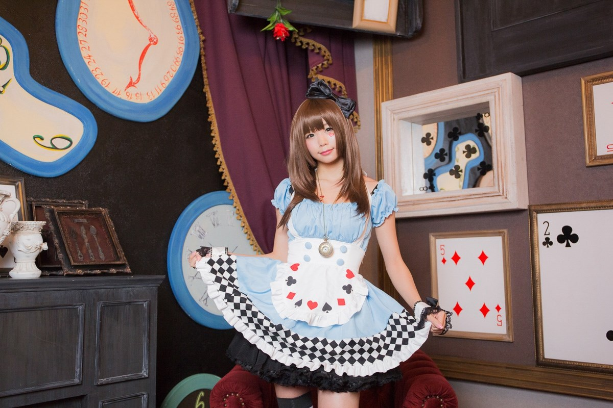 【兔玩映画】爱丽丝 兔玩映画 第29张