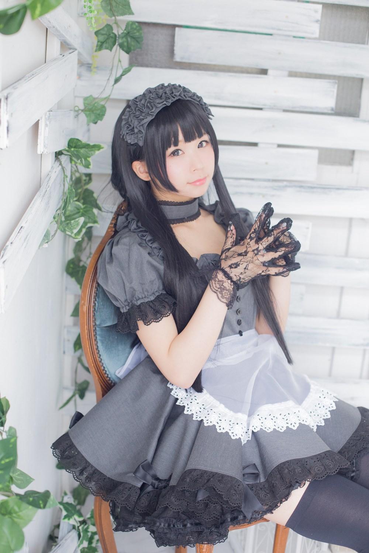 【兔玩映画】黑丝女仆 兔玩映画 第79张