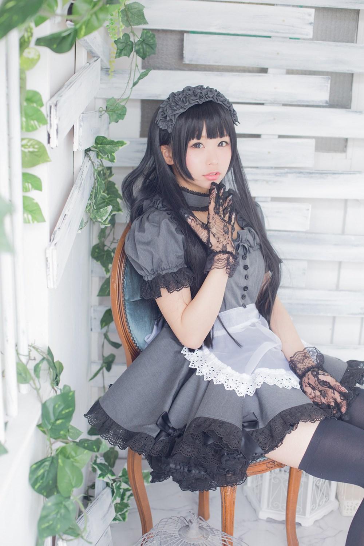 【兔玩映画】黑丝女仆 兔玩映画 第77张