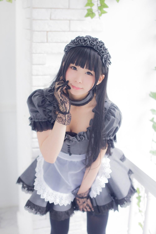 【兔玩映画】黑丝女仆 兔玩映画 第74张