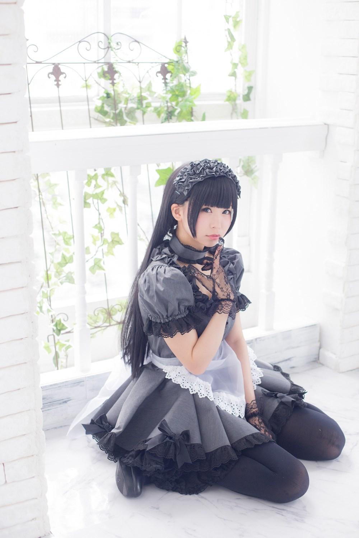 【兔玩映画】黑丝女仆 兔玩映画 第72张