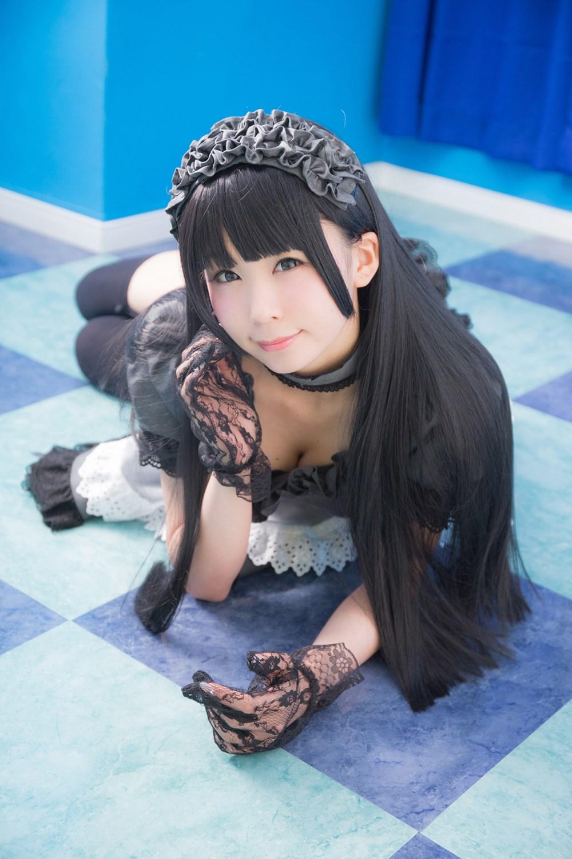 【兔玩映画】黑丝女仆 兔玩映画 第61张