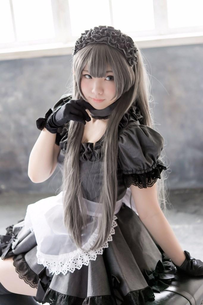 【兔玩映画】黑女仆 兔玩映画 第100张