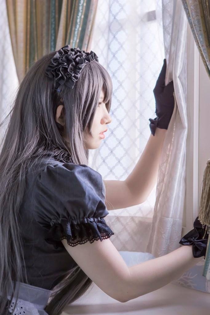 【兔玩映画】黑女仆 兔玩映画 第95张