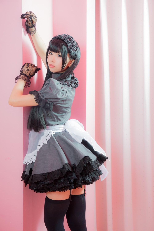 【兔玩映画】黑丝女仆 兔玩映画 第55张