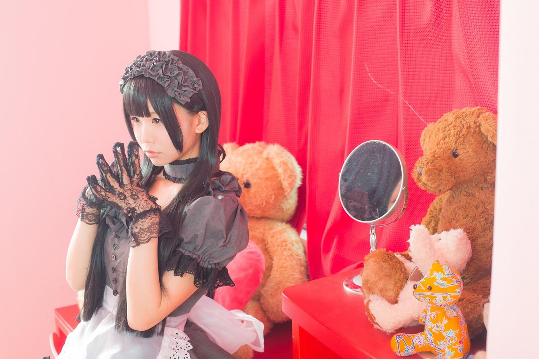 【兔玩映画】黑丝女仆 兔玩映画 第49张