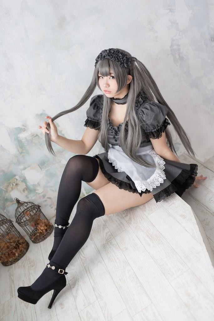 【兔玩映画】黑女仆 兔玩映画 第81张