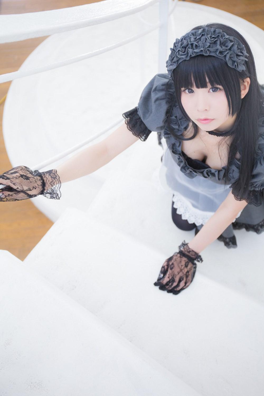 【兔玩映画】黑丝女仆 兔玩映画 第34张