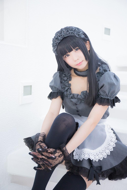 【兔玩映画】黑丝女仆 兔玩映画 第24张