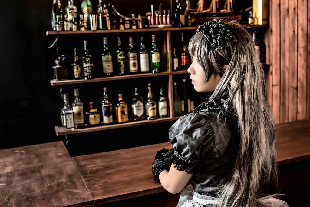 【兔玩映画】黑女仆 兔玩映画 第35张