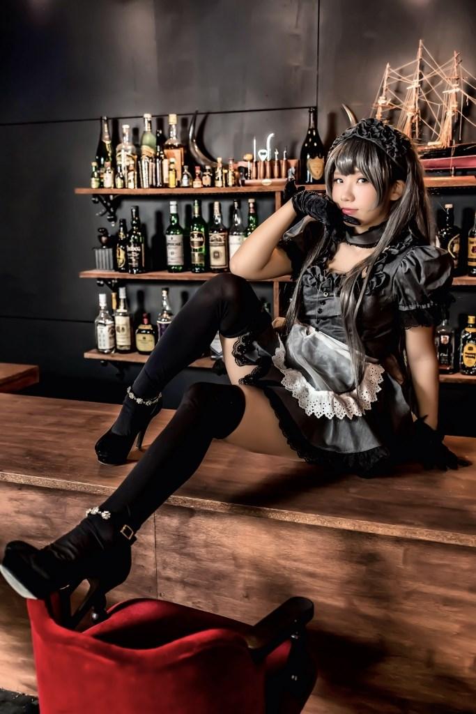 【兔玩映画】黑女仆 兔玩映画 第33张