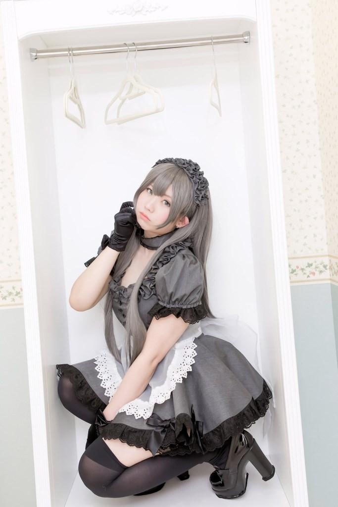 【兔玩映画】黑女仆 兔玩映画 第15张