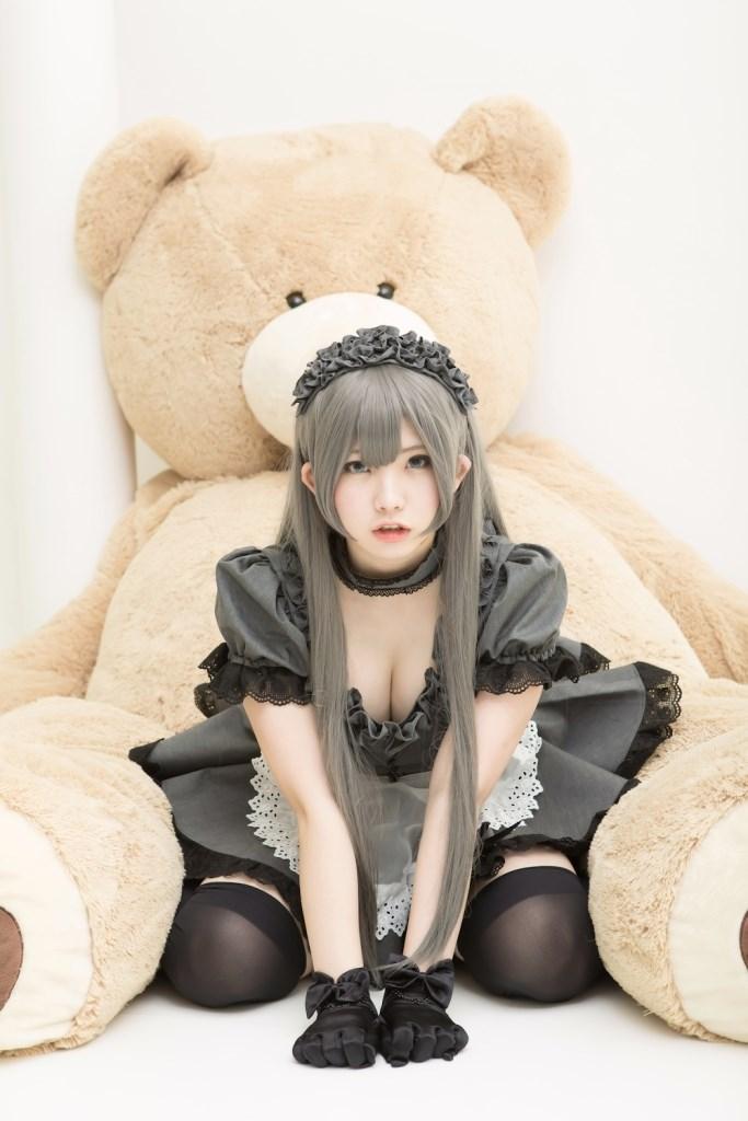 【兔玩映画】黑女仆 兔玩映画 第9张
