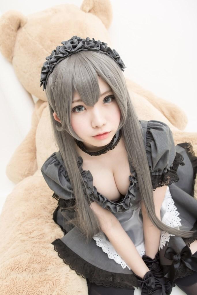 【兔玩映画】黑女仆 兔玩映画 第5张