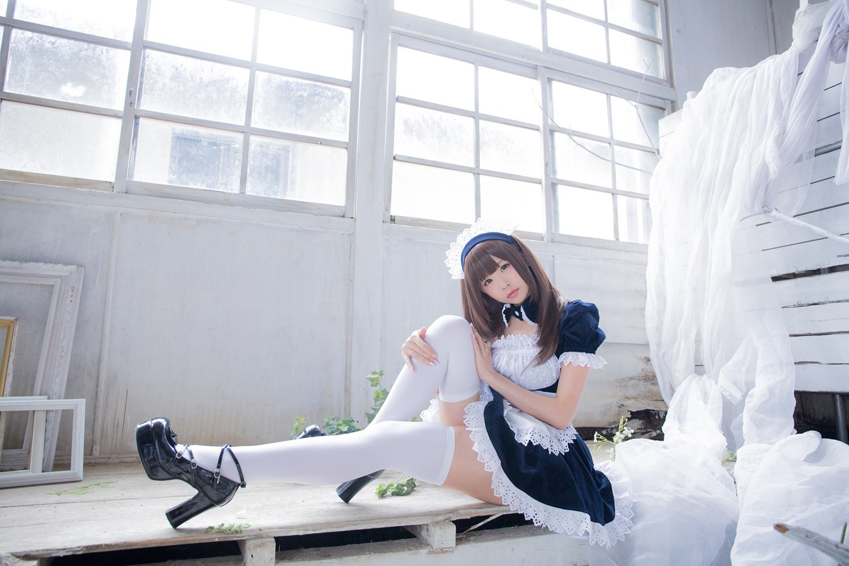 【兔玩映画】白丝女仆 兔玩映画 第45张