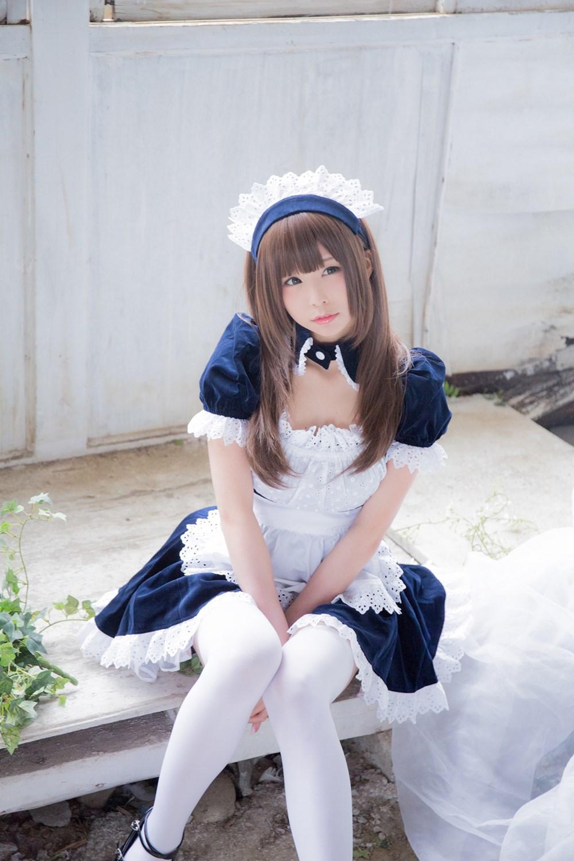 【兔玩映画】白丝女仆 兔玩映画 第44张
