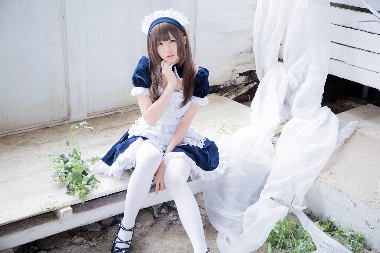 【兔玩映画】白丝女仆 兔玩映画 第43张