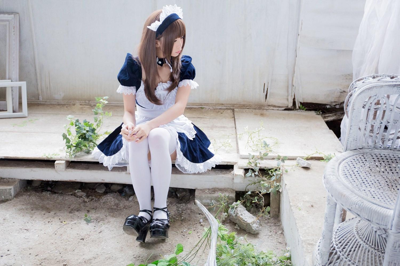 【兔玩映画】白丝女仆 兔玩映画 第41张