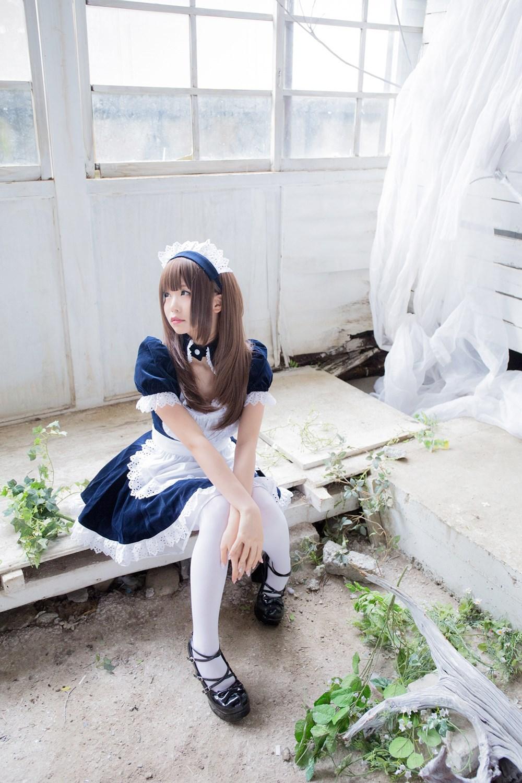 【兔玩映画】白丝女仆 兔玩映画 第40张