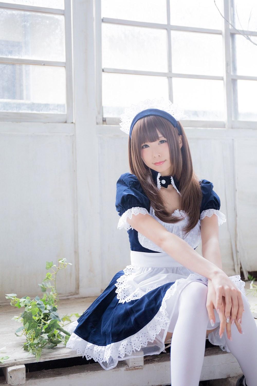 【兔玩映画】白丝女仆 兔玩映画 第39张