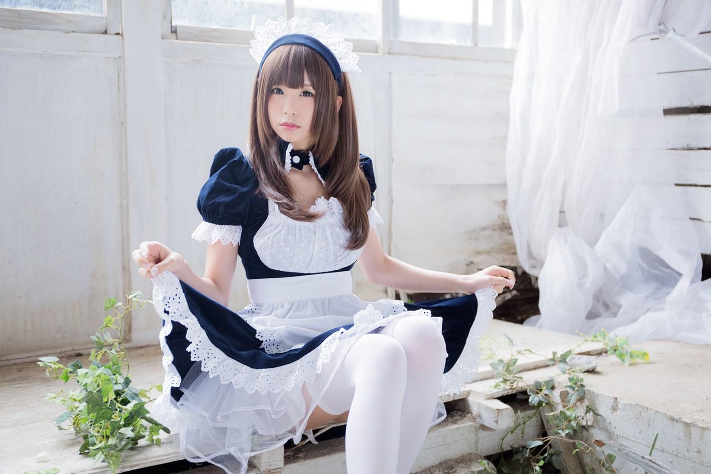 【兔玩映画】白丝女仆 兔玩映画 第38张