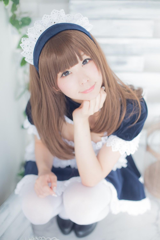 【兔玩映画】白丝女仆 兔玩映画 第32张