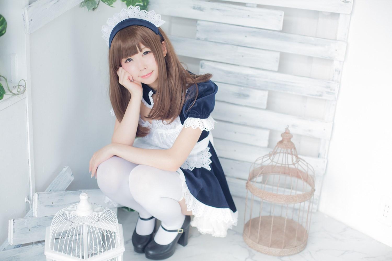 【兔玩映画】白丝女仆 兔玩映画 第30张