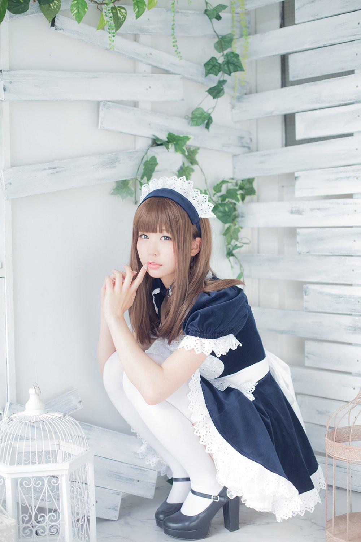 【兔玩映画】白丝女仆 兔玩映画 第29张